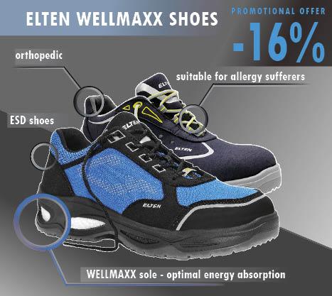 2877c361d18 Wellmaxx Innovation Of Safety Footwear Elten - 23104
