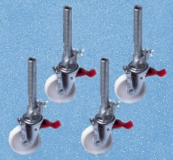 SWIVEL CASTORS FOR 102940