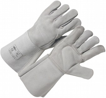LEATHER WORK GLOVES 109364