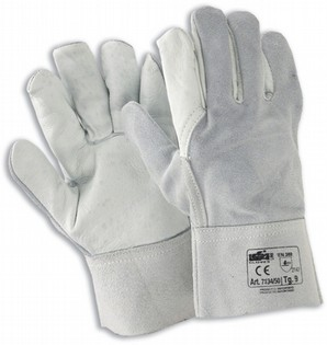 LEATHER WORK GLOVES 109391