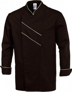 BROWN CHEF'S JACKET 110010