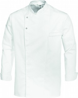 WHITE CHEF'S JACKET 110019