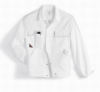 WHITE WORK JACKET 110138
