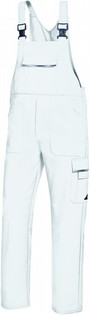 WHITE WORK PANTS 110147