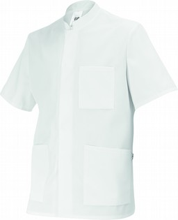 WHITE UNI TUNIC BP 110290