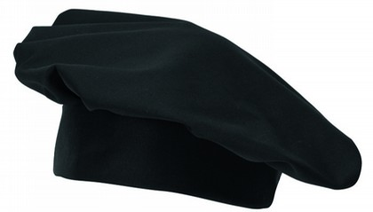 BLACK CHEF'S HAT 113212