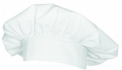 WHITE CHEF'S HAT BP 113839