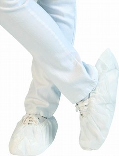 SHOE COVERS WHITE 115747