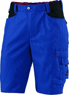 BLUE WORK SHORTS BP 116625