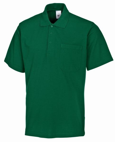 POLO SHIRT BP 1612 DARK GREEN - 118170