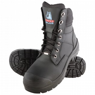 SAFETY BOOTS BLUE 122862