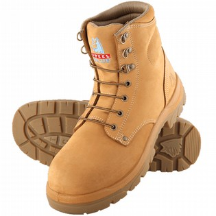 SAFETY BOOTS STEEL 122863