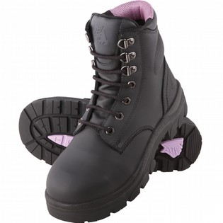 SAFETY BOOTS STEEL 122864