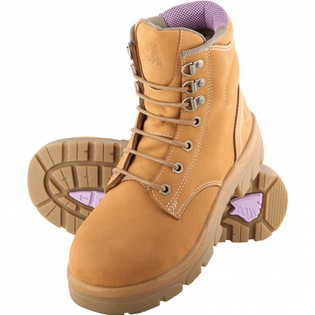 SAFETY BOOTS STEEL 122865