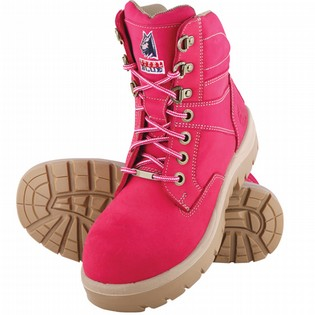SAFETY BOOTS STEEL 122866
