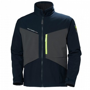 SOFTSHELL JACKET 124467