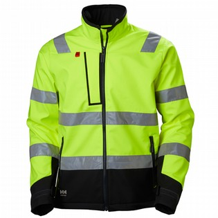 SOFTSHELL JACKET HH 124707