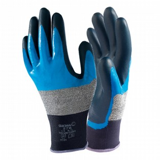 GLOVES SHOWA 376R 125004