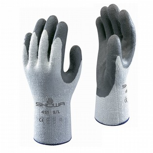 GLOVES SHOWA 451 125043